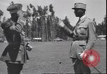 Image of Emperor Haile Selassie Addis Ababa Ethiopia, 1944, second 10 stock footage video 65675059068