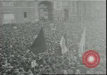 Image of May Day celebrations Rome Italy, 1945, second 1 stock footage video 65675059069