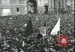 Image of May Day celebrations Rome Italy, 1945, second 3 stock footage video 65675059069