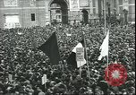 Image of May Day celebrations Rome Italy, 1945, second 8 stock footage video 65675059069