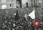 Image of May Day celebrations Rome Italy, 1945, second 10 stock footage video 65675059069