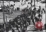 Image of end of Fascism Milan Italy, 1945, second 2 stock footage video 65675059070