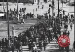 Image of end of Fascism Milan Italy, 1945, second 3 stock footage video 65675059070