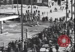 Image of end of Fascism Milan Italy, 1945, second 6 stock footage video 65675059070