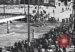 Image of end of Fascism Milan Italy, 1945, second 7 stock footage video 65675059070