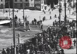 Image of end of Fascism Milan Italy, 1945, second 12 stock footage video 65675059070