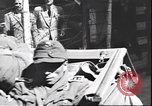 Image of end of Fascism Milan Italy, 1945, second 7 stock footage video 65675059071