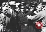 Image of end of Fascism Milan Italy, 1945, second 8 stock footage video 65675059071