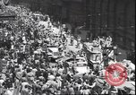 Image of United States soldiers Milan Italy, 1945, second 8 stock footage video 65675059072