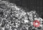 Image of United States soldiers Milan Italy, 1945, second 10 stock footage video 65675059072