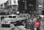 Image of German prisoners Milan Italy, 1945, second 3 stock footage video 65675059073