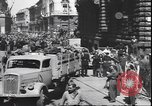 Image of German prisoners Milan Italy, 1945, second 4 stock footage video 65675059073