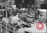 Image of German prisoners Milan Italy, 1945, second 8 stock footage video 65675059073