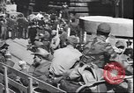Image of German prisoners Milan Italy, 1945, second 9 stock footage video 65675059073