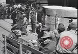 Image of German prisoners Milan Italy, 1945, second 10 stock footage video 65675059073