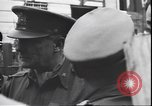 Image of Colonel Norman Fiske Milan Italy, 1945, second 12 stock footage video 65675059074