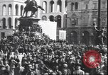 Image of Surrender celebration at Duomo di Milano Milano Italy, 1945, second 5 stock footage video 65675059076