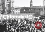 Image of Surrender celebration at Duomo di Milano Milano Italy, 1945, second 11 stock footage video 65675059076