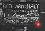 Image of 1st Armored Engineer Assault Company Bresica Italy, 1945, second 4 stock footage video 65675059078
