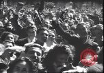 Image of Italian civilians Milan Italy, 1945, second 9 stock footage video 65675059079
