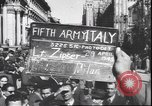 Image of Italian civilians Milan Italy, 1945, second 1 stock footage video 65675059080