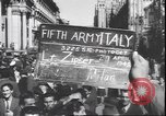 Image of Italian civilians Milan Italy, 1945, second 2 stock footage video 65675059080