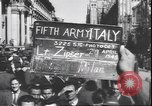 Image of Italian civilians Milan Italy, 1945, second 3 stock footage video 65675059080