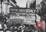 Image of Italian civilians Milan Italy, 1945, second 4 stock footage video 65675059080