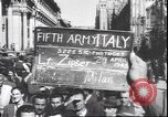Image of Italian civilians Milan Italy, 1945, second 5 stock footage video 65675059080