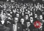 Image of Italian civilians Milan Italy, 1945, second 6 stock footage video 65675059080