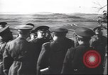 Image of Romanian and German military joint maneuvers World War 2 Romania, 1944, second 6 stock footage video 65675059090