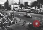 Image of German armor parade in Greece Athens Greece, 1944, second 2 stock footage video 65675059091