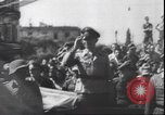Image of German armor parade in Greece Athens Greece, 1944, second 8 stock footage video 65675059091