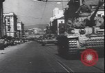 Image of German armor parade in Greece Athens Greece, 1944, second 10 stock footage video 65675059091