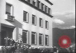 Image of Nazi Congress meeting Tirana Albania, 1944, second 11 stock footage video 65675059092