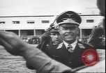 Image of Benito Mussolini with German officials European Theater, 1944, second 7 stock footage video 65675059093