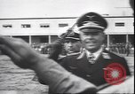 Image of Benito Mussolini with German officials European Theater, 1944, second 8 stock footage video 65675059093