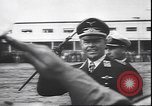 Image of Benito Mussolini with German officials European Theater, 1944, second 9 stock footage video 65675059093