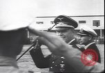 Image of Benito Mussolini with German officials European Theater, 1944, second 10 stock footage video 65675059093