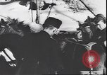 Image of German soldiers on skis in World War 2 Soviet Union, 1943, second 7 stock footage video 65675059096