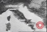 Image of German forces arrive to join with Italians in World War 2 Italy, 1944, second 2 stock footage video 65675059101