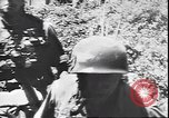 Image of German troops fight during retreat from Calabria Calabria Italy, 1944, second 12 stock footage video 65675059102