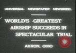 Image of Akron airship Akron Ohio USA, 1931, second 3 stock footage video 65675059118