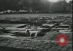 Image of archaeologists Saint Albans England, 1931, second 8 stock footage video 65675059119
