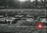 Image of archaeologists Saint Albans England, 1931, second 11 stock footage video 65675059119