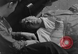 Image of burial at sea Pacific Ocean, 1945, second 5 stock footage video 65675059123