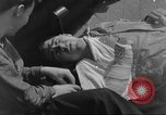 Image of burial at sea Pacific Ocean, 1945, second 6 stock footage video 65675059123