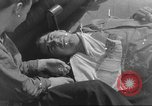 Image of burial at sea Pacific Ocean, 1945, second 8 stock footage video 65675059123
