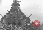Image of burial at sea Pacific Ocean, 1945, second 9 stock footage video 65675059123