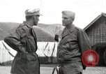 Image of American medical officer Honshu Japan, 1945, second 2 stock footage video 65675059130
